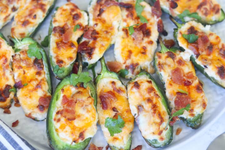 cream cheese stuffed jalapeno poppers