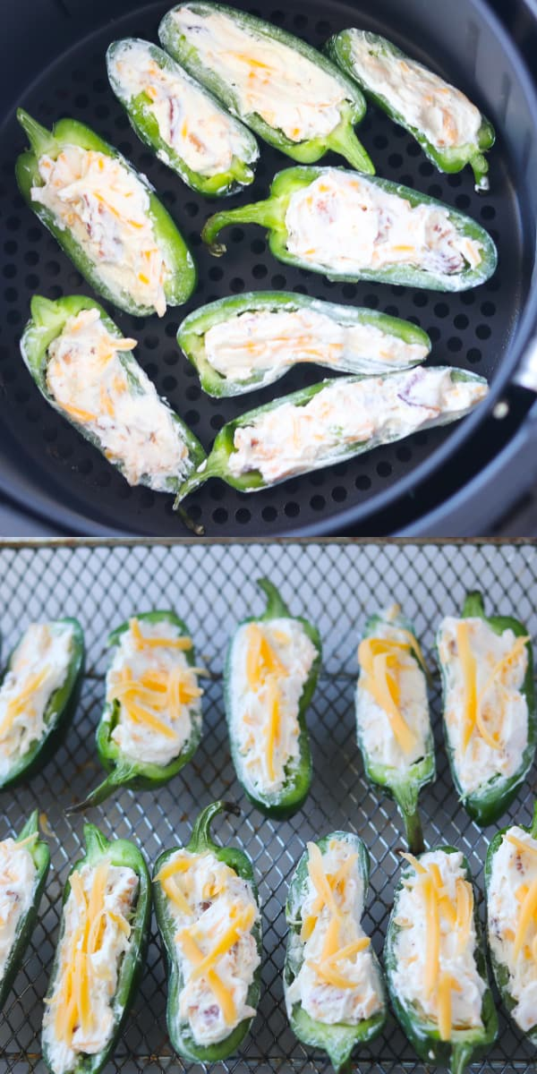 jalapeno poppers in air fryer