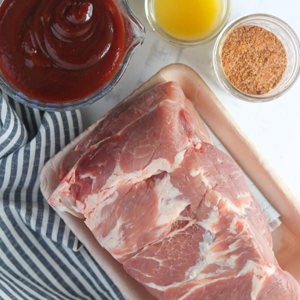 pork shoulder instant pot ingredients