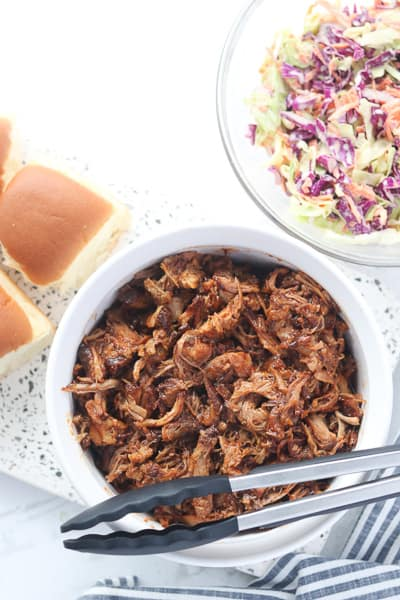 pulled pork instant pot