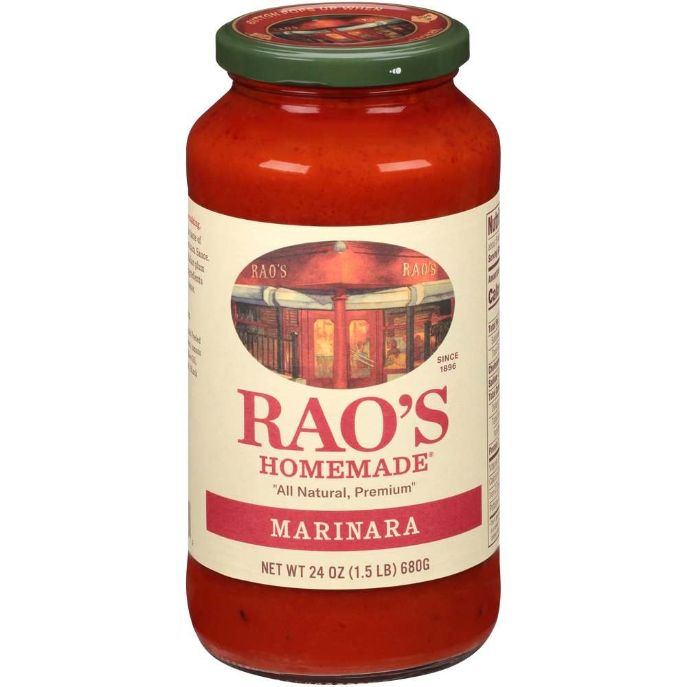 Rao's Homemade All Natural Marinara Sauce 24oz - Walmart.com