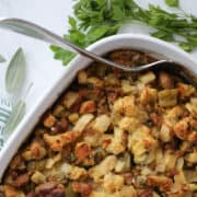 best sausage and apple stuffing recipe