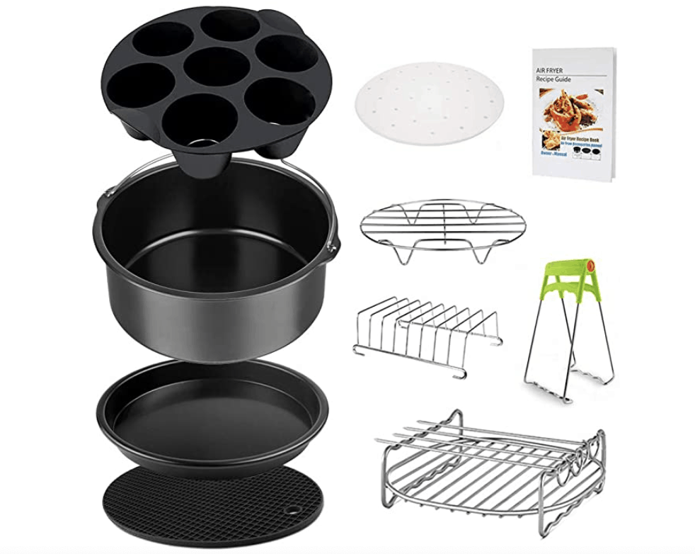 accessories for air fryer kit image