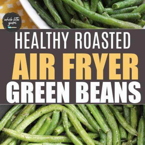 Air Fryer Frozen Green Beans