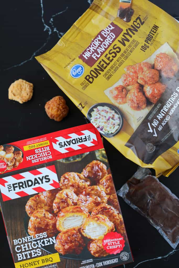 frozen boneless wings in air fryer cooking time and temperature